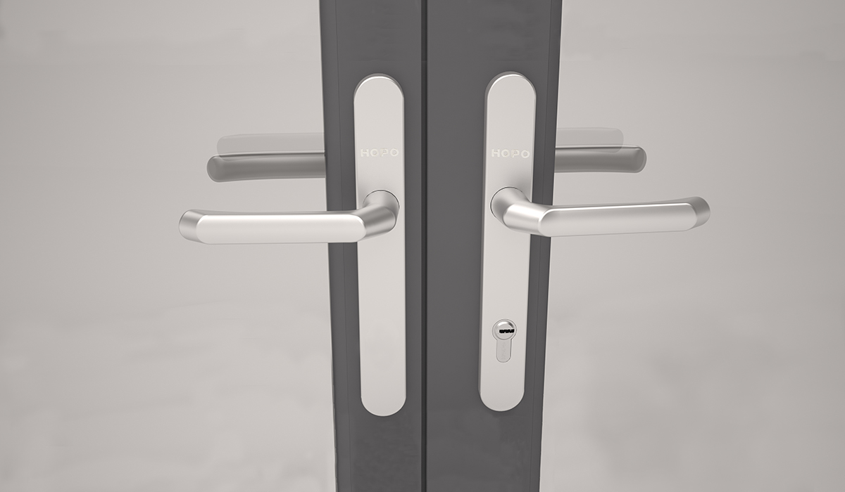 Specification for casement door with K groove profiles